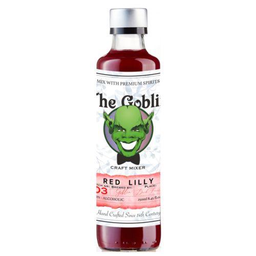 Goblin 03 Red Lilly